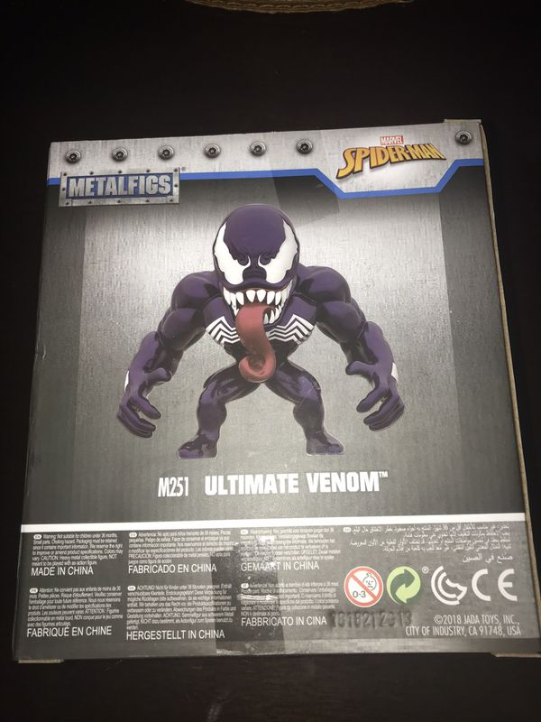 NEW!! GIVE ME A PRICE!! Metalfigs Ultimate Venom BAM Exclusive