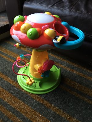 Kids colorful standing mushroom toy. for Sale in Chicago, IL