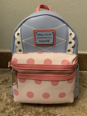 Disney Pixar Toy Story 4 Bo Peep Faux-Leather Mini Backpack By Loungefly for Sale in Santa Ana, CA