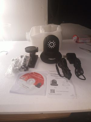Foscam security camera brand new for Sale in Monrovia, CA