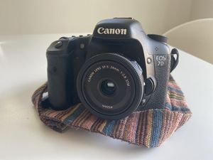 Canon 7D for Sale in Albany, OR