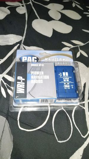 PAC Wireless remote control interface for Sale in San Jose, CA