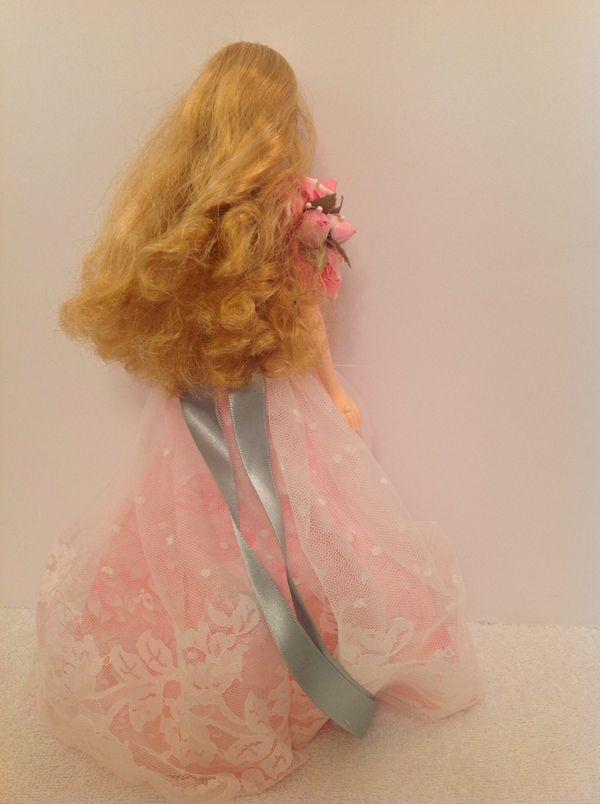 Rose Barbie