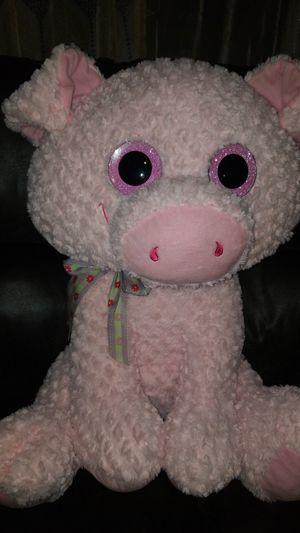 Big Pig teddy bear for Sale in Durham, NC