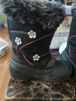 Girls snow boots for Sale in Wyoming, MI