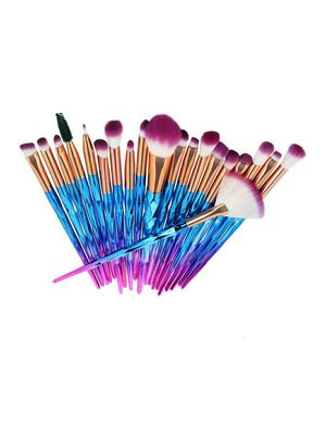 NEW makeup brush set 20pcs $15 firm for Sale in Vancouver, WA