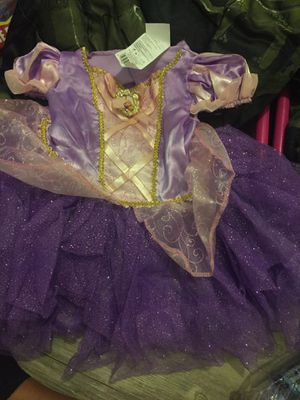 Costume Disney princess Rapunzel for Sale in Katy, TX
