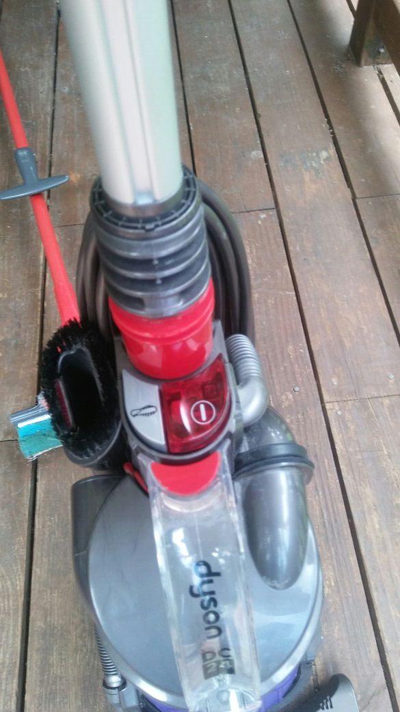 Dyson. DC 24 Vacuum
