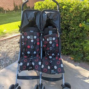 Maclaren Double Stroller for Sale in Phoenix, AZ