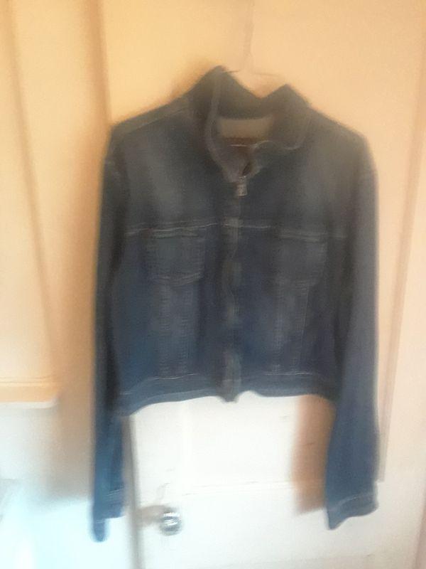 Guess Co ladies jean jacket