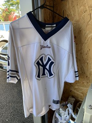 "Yankees Baseball ""Football Style"" Jersey for Sale in Washougal, WA"