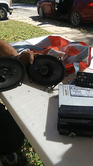 SSL. Touch screen 4 kickers for Sale in Rayville, MO
