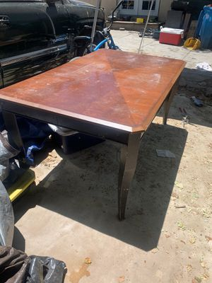Dining table for Sale in Palo Alto, CA