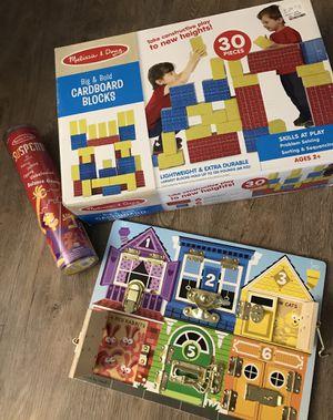 Toys by Melissa & Doug for Sale in Sun City, AZ