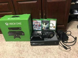 Xbox 1 great condition for Sale in Austin, TX
