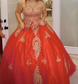 Quinceanera dress for Sale in Town 'n' Country, FL