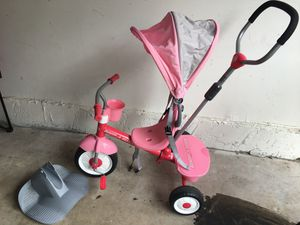 Radio Flyer adjustable kids bike for Sale in Coconut Creek, FL