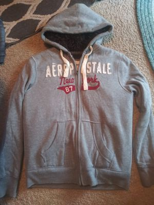 Aeropostale Men's Sherpa Lined Jacket Small for Sale in Portage, IN
