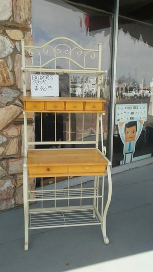 Bakers Rack for Sale in Sun City, AZ
