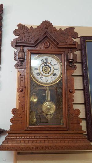 Antique WATERBURY clock Victoria style for Sale in Philadelphia, PA