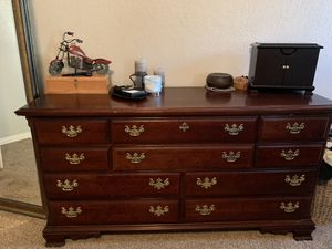 Solid Wood Dresser for Sale in Burleson, TX