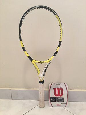 Babolat aeropro Tennis Racket !!+ string for Sale in Miami, FL