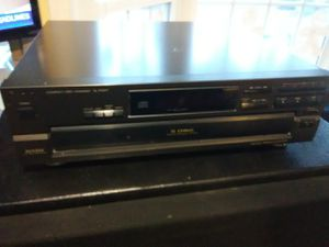 Technics 5 disc CD player $50 for Sale in Washington, DC