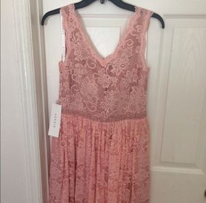 Brand New Pink Knee Length Bridesmaid Dress for Sale in Nashville, TN
