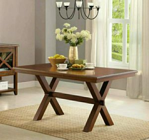 Available👉💯Better Homes & Gardens Maddox Crossing Dining Table👈🍂 for Sale in Sugar Land, TX
