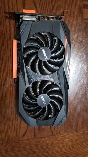 GIGABYTE AORUS 580 4GB GPU *READ DESCRIPTION* for Sale in Manchester, CT
