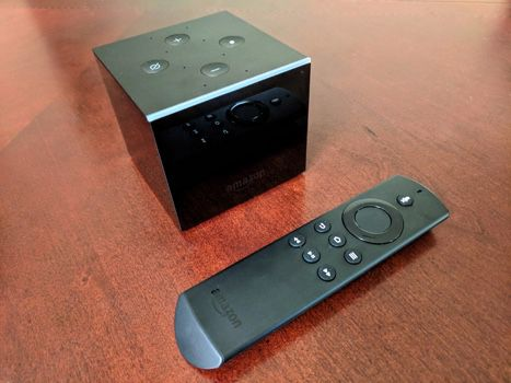 Amazon Fire tv cube new never used
