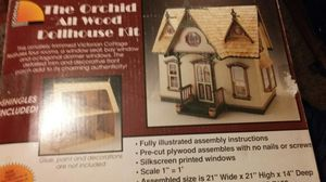 Antique wooden doll house for Sale in Sanger, CA