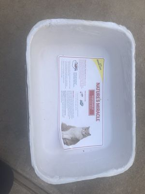 Disposable baking soda litter boxes - $2 each for Sale in Sacramento, CA
