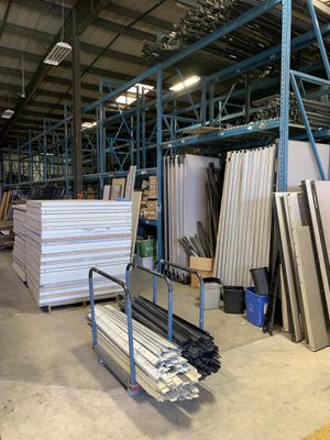 Racks 12' H x 8' W x 42' D for Sale in Ontario, CA