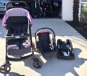 Stroller and car seat combo for Sale in San Diego, CA