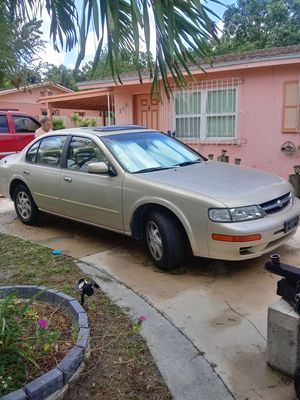 Nissan for sale very clean with tile for Sale in West Palm Beach, FL