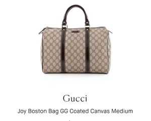 AUTHENTIC GUCCI BOSTON BAG WITH DUSTBAG for Sale in Kissimmee, FL