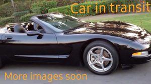 1998 Chevy Corvette Convertible triple black for Sale in Cranston, RI