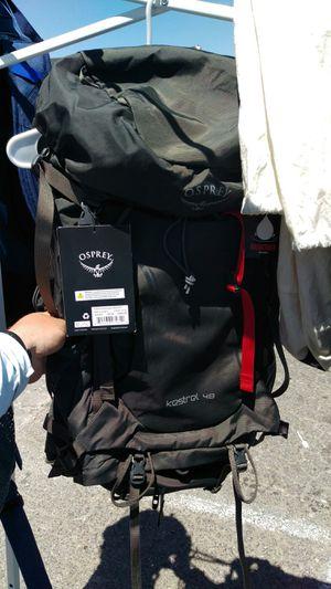 Brand New Osprey Kestrel 48 Hiking Backpacking Bag for Sale in Denver, CO