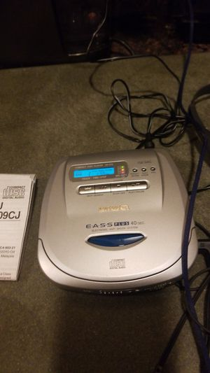 AIWA CD player for Sale in Hesperia, CA