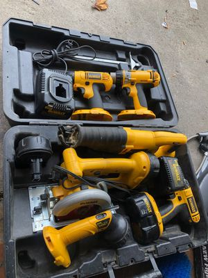 DeWalt power tools for Sale in Fountain Valley, CA