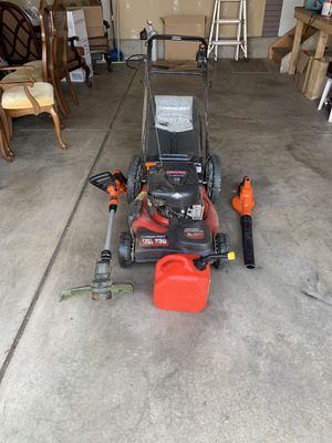 Lawn maintenance equipment for Sale in Colorado Springs, CO