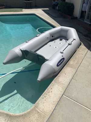 2010 west marine dingy dingy inflatable boat for Sale in Seal Beach, CA