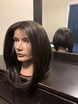 signature human blended Wig for Sale in Elmwood Park, IL