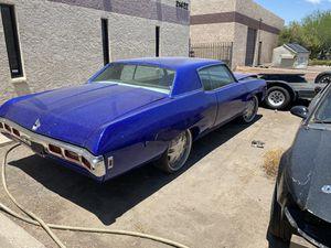 1969 Chevy impala ss for Sale in Phoenix, AZ