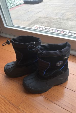 Snow boots for boys- kids for Sale in Palatine, IL