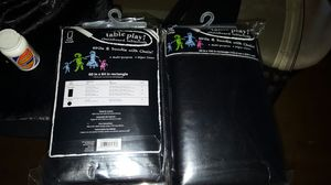 chalkboard table cloth fun for kids play dates or day cares for Sale in Revere, MA