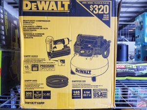 Dewatt Heavy duty compressor for Sale in Forest Park, GA