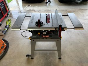 Craftsman Table Saw for Sale in Turlock, CA