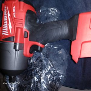 Milwaukee 1/2 Inch Impact Torque Wrench Brand New for Sale in Toms River, NJ